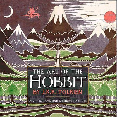 the hobbit picture book the of the hobbit j r r tolkien 9780007440818