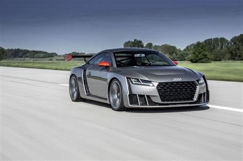 Audi Tt Clubsport audi tt clubsport turbo concept photos mega gallery
