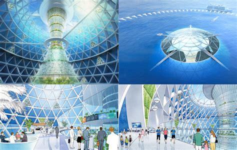 plans  underwater city revealed  japanese developers ybw