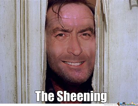 The Shining Meme - the sheening by arianario meme center