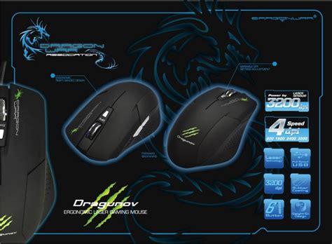 Mouse Gaming Dragunov dragonwar dragunov mousepads