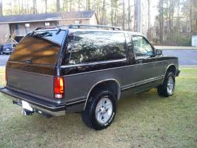 1994 Chevrolet S 10 1994 Chevrolet S 10 Blazer Information And Photos