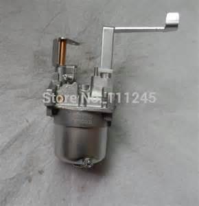 Mitsubishi Generators Parts Mikuni Carburetor Asy For Mitsubishi Gm132 Gt400 Mbp20g