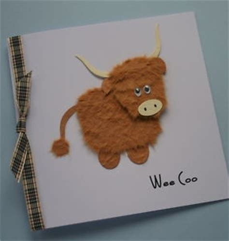 Handmade Cards Scotland - 17 best images about highland cows on