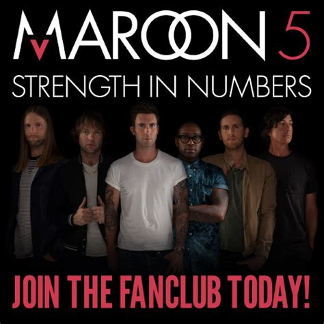 foreigner official fan club maroon 5 official fan club site news autos post