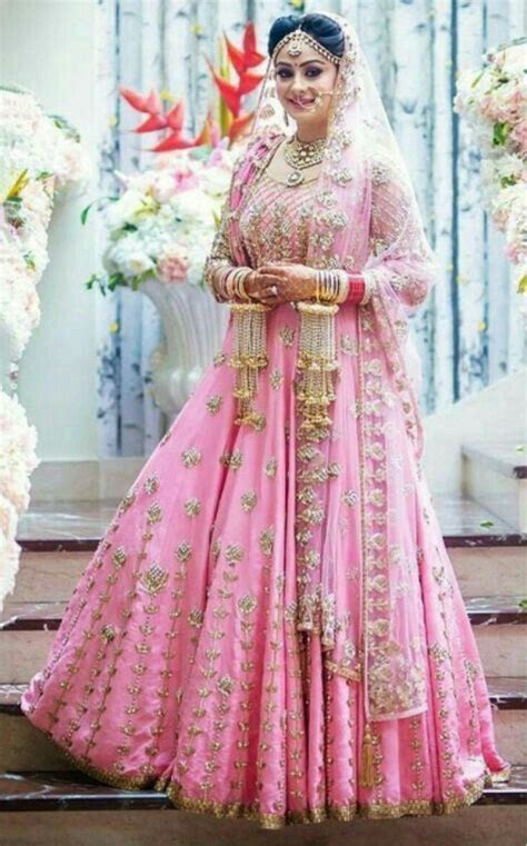 Indian Bridal Traditional Wedding Dresses Trends 2019 2020
