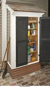 Storage Outside House 25 Best Outdoor Storage Ideas On Backyard