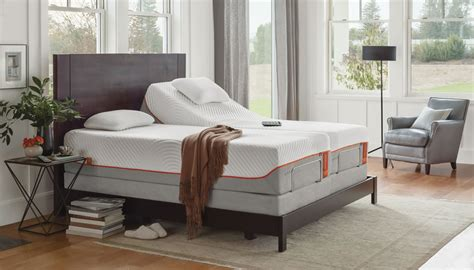 adjustable tempur pedic bed tempur pedic grand bed