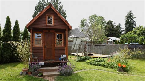 Small Home Communities In Washington State The Tiny House Movement From Washington State To