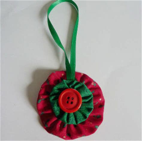 kid friendly diy christmas ornaments allfreesewing com