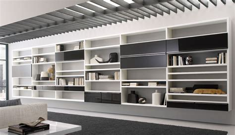 modern bedroom design with unusual wall shelves digsdigs 20 modern living room wall units for book storage from