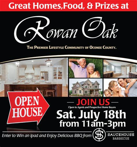 Rowan Open House by Sr Homes 187 Archive Join Us For An Open House At