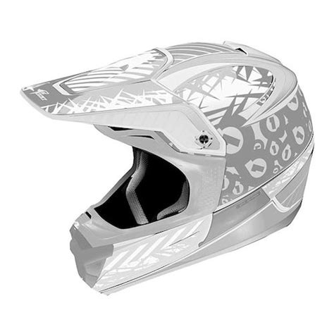 sixsixone motocross helmets sixsixone fenix rad helmet revzilla