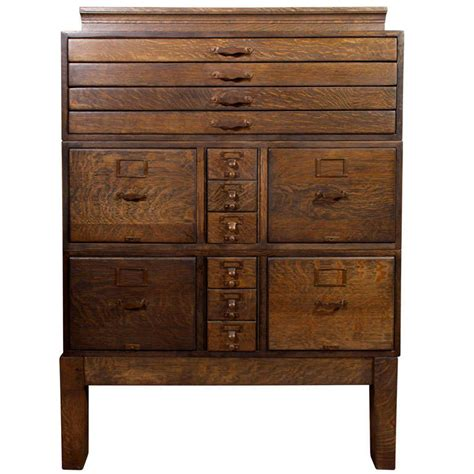 what is the purpose of the cabinet oak multi drawer purpose file cabinet at 1stdibs