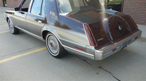 1984 lincoln continental 4 door sedan f295 st charles 2011 1984 lincoln continental 4 door sedan f295 st charles