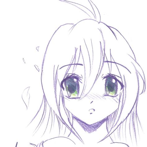 Sketches Beginners by Easy Anime Sketches For Beginners Anime Drawings For