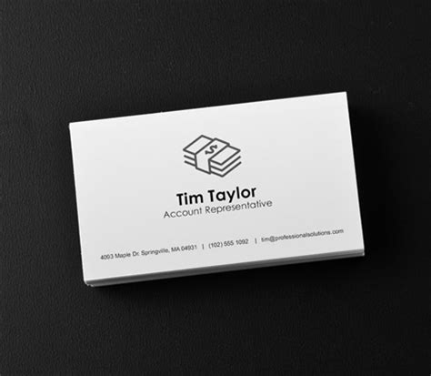 Professional High Quality Business Cards professional business cards high quality business cards