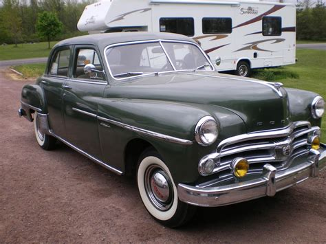 Chrysler Products by 1950 Dodge Coronet Chrysler Products Antique