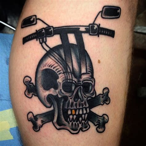 50 fearless outlaw biker tattoo designs for brutal men