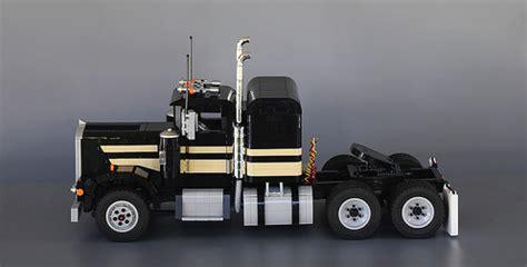 Original Moc Mocers Black smokey and the bandit the lego car