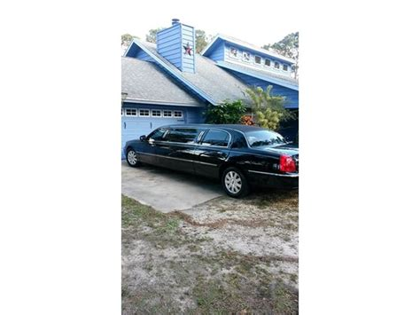 used lincoln town cars for sale by owner 2003 lincoln town car limousine sale by owner in jupiter