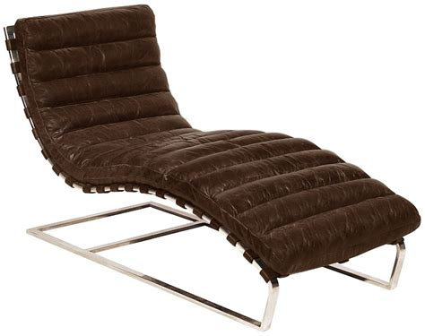 oviedo chaise oviedo leather chaise