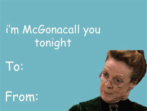 Harry Potter Valentines Meme - funny valentine s card tumblr