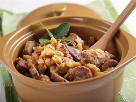 recettes cuisine fran軋ise cassoulet 224 ma fa 231 on recette de cassoulet 224 ma fa 231 on