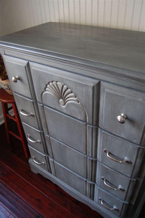 Zinc Dresser by Zinc Dresser Painted Furniture