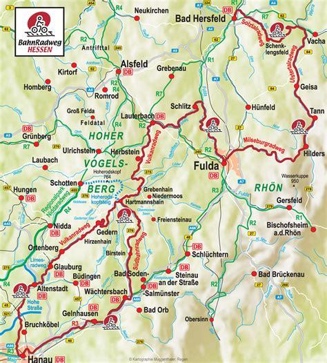 Motorradtouren Nordhessen by Bahnradweg Hessen