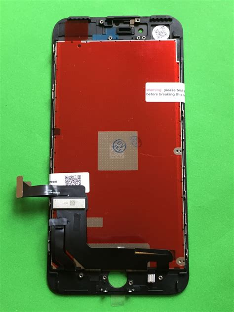 iphone   touch screen lcd screen assembly black