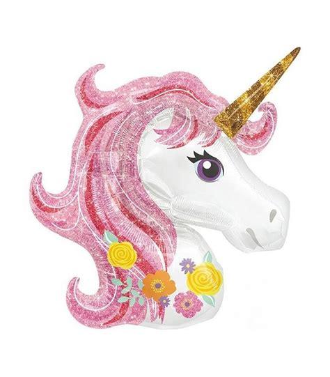 Balon Foil Unicorn Balon Unicorn Balon Foil Kuda 80 Cm balon foil unicorn pink