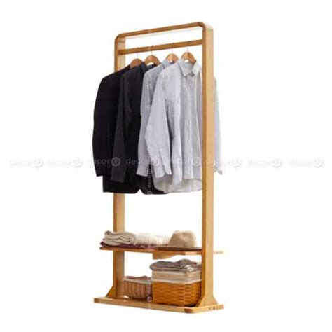 woodworking clothes decor8 racks and stands open clothes storage rhys solid