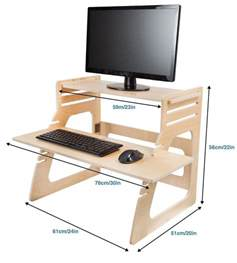 high quality and cheap standing desk for 2017