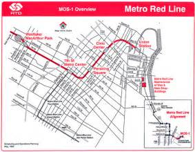 Metro Redline Map by Metro Red Line Mos 1 Overview Flickr Photo Sharing