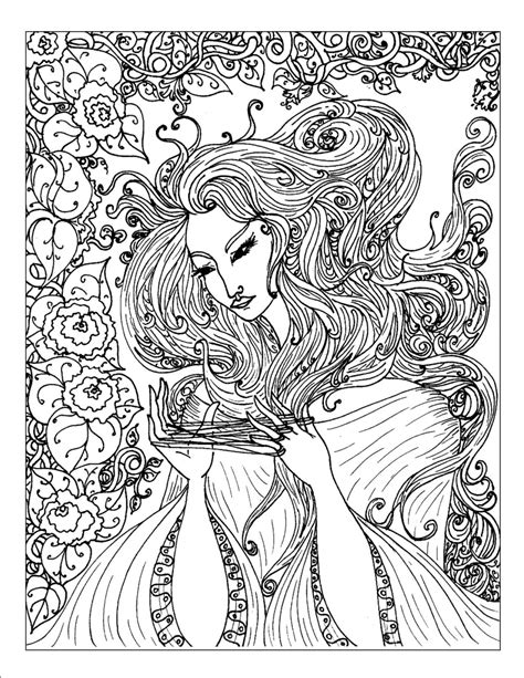 Get This Free Complex Coloring Pages To Print For Adults Complex Coloring Pages For