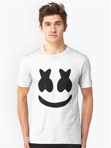 Tshirt Marshmello 1 quot marshmello quot unisex t shirt by noley12 redbubble