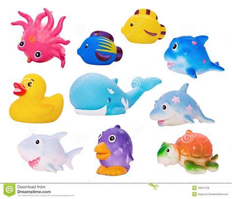 Children S Toys For Water Stock Illustration Image Of