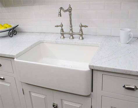 Best Price Kitchen Sinks Rohl Fireclay Sink Rohl Shaws Farm With Style Kitchen With Beautiful Rohl