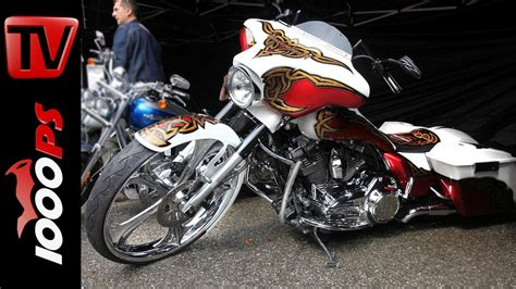 Motorrad Umbauten Graz video harley davidson bagger custombike hd graz umbau