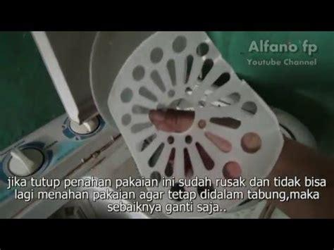 Mesin Cuci Tanpa Pengering memperbaiki mesin cuci pengering berputar pelan 2