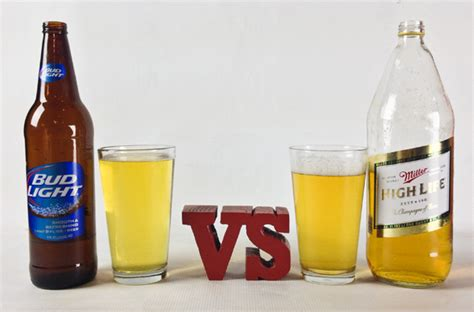 miller lite vs bud light the cheap american beers bracket a chion is crowned