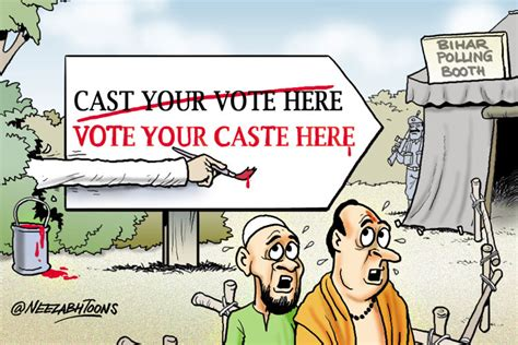 Vote Bank Politics In India Essay by Of The Day Is Bihar Voting On The Basis Of Caste News18