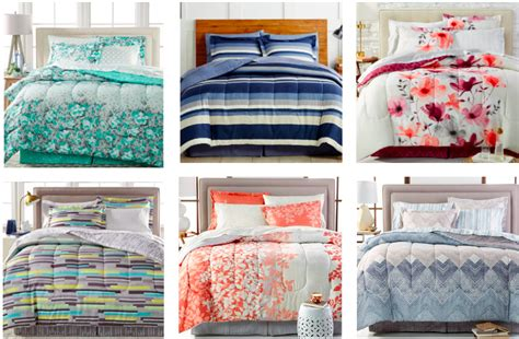 macys bed in a bag macy s one day sale and 10 days of glam