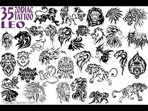 zodiac tribal tattoos 58 tribal zodiac sign tattoos designs