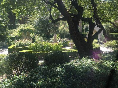 biblical gardens materializing  bible