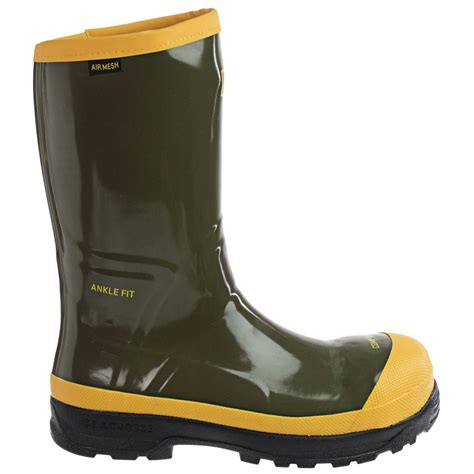 rubber boots lacrosse spog 12 rubber work boots for save 80