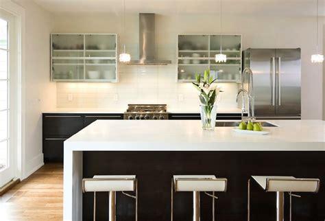Modern Kitchen Cabinets   Modern   kitchen   w.b. builders