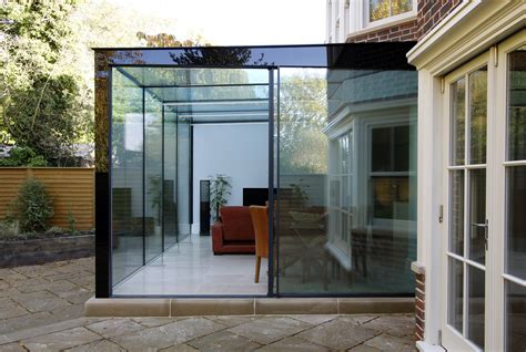 glass box house how to get more light into a kitchen extension your home renovation