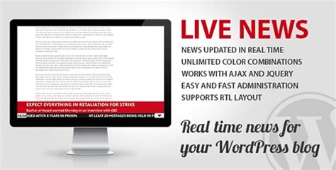 Live News V2 05 Real Time News Ticker codecanyon live news real time news ticker v1 43 187 vector photoshop psdafter effects
